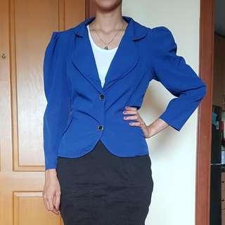 [Reserved] Blue Blazer