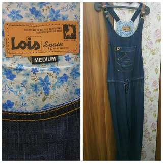 Celana Jeans Overall