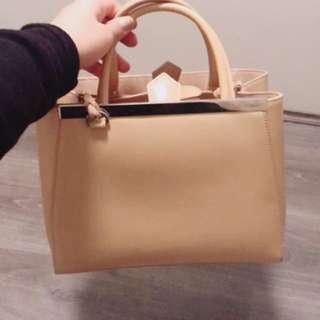 Fendi 2Jours Petite Shopping Tote Bag