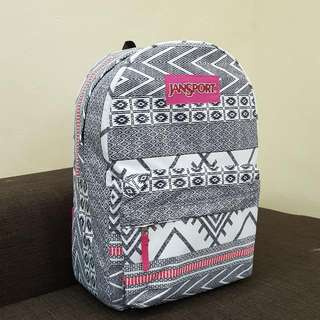 Jansport BAG printed Design