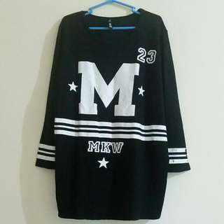 Long Sleeve Pull Over