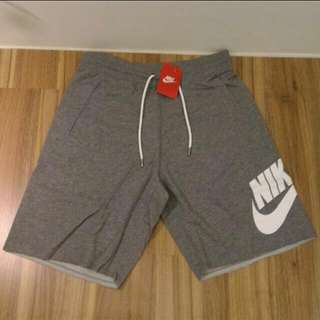 🚚 Nike-大Logo棉褲