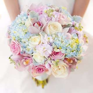 Pastel pop bouquet! flower bouquet - Iviyy