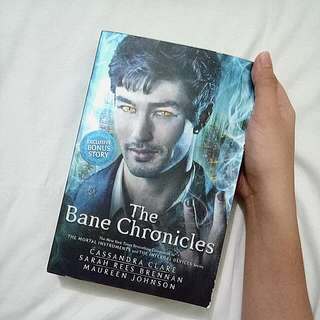 The Bane Chronicles (The Mortal Instruments and The Infernal Devices Series companion book)