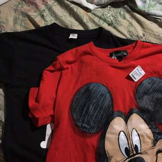 Disney shirts Bundle