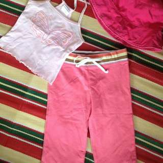 Branded Children's Outfit