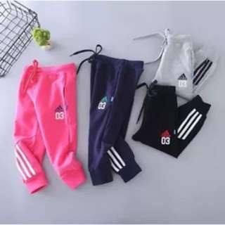 Kids Adidas Pants