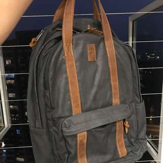 Like New: Authentic Timberland Backpack