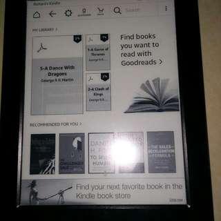 Amazon Kindle 7th Gen
