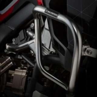 SW Motech Stainless Steel Honda African Twin CRF1000L Engine Crashbar