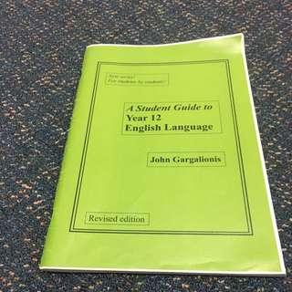 English Language student guide