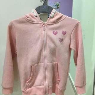 Girl's jacket/hoodie
