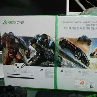 BNIB Xbox One S