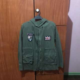 Army Green Cover Up (from SG)