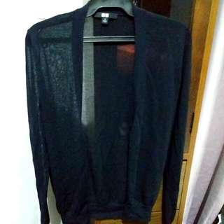 Uniqlo Knitted Blazer