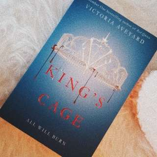 Brand New - King's Cage (Paperback)