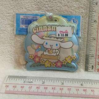 Authentic Sanrio Cinnamoroll Bag Tag