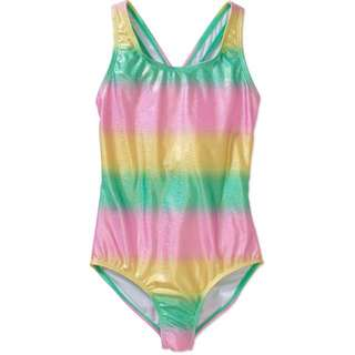 H&M Retro Mermaid Sparkling Swimsuit