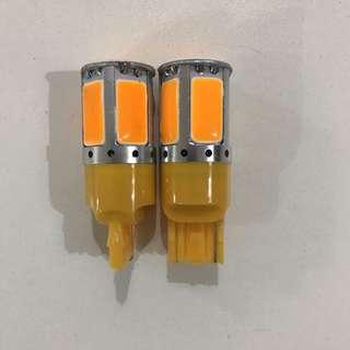 T20 7440 Error Free Amber CREE LED Turn Signal