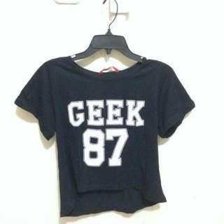 Tee GEEK Cotton Club