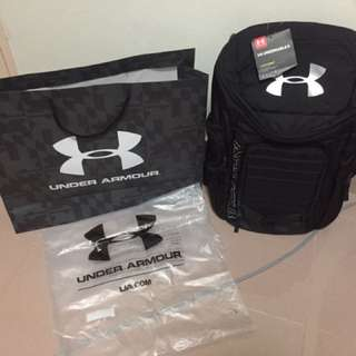 100% New Under Armour Bag