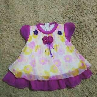 gaun anak /baby