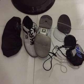 Brunswick TPU X US10 Bowling Shoe