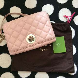 Kate Spade Quilted Bag Price Reduce