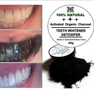 Natural Teeth Whitener( RL Essentials)