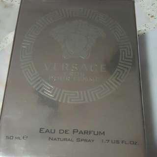 [Final price] (50ml) Versace Eros Pour Femme Eau De Parfum