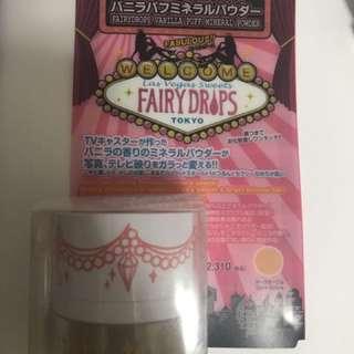 Fairy drops 甜蜜香草礦物蜜粉