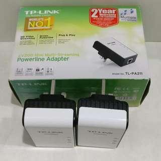 TP Link Home Plug