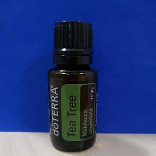 doTERRA Tea Tree Oil (Melaleuca Oil)