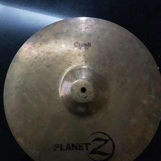"""Planet Z 16"""" Crash Cymbal ZILDJIAN"""