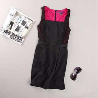Lace 邊連身裙
