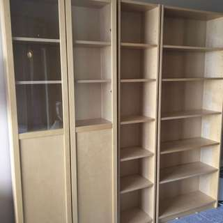 Bookcases/cabinet