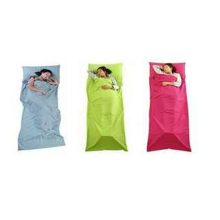 🔥Hot Sale !!🔥 Ready Stock !! Foldable Cotton Travel Sleeping Bag Free Postage #MidJan55