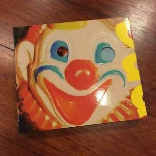 SHINEE Odd Album