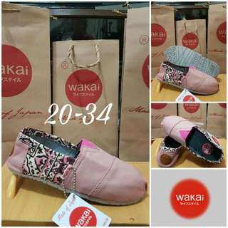 Wakai Kids grade Original