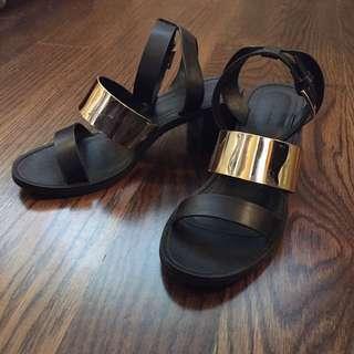 ZARA Sandals Size 39