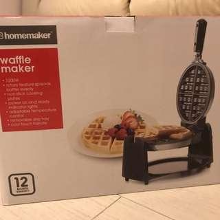 Brand New Unopened Waffle Maker
