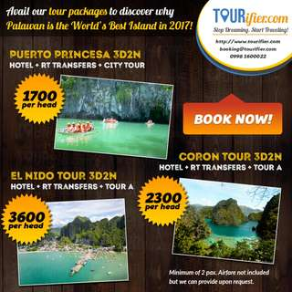 AFFORDABLE PALAWAN TOUR PACKAGES
