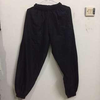 Black Aladin Pants