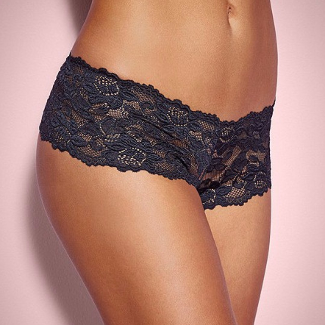 3 Piece Cheeky Boyleg Knickers