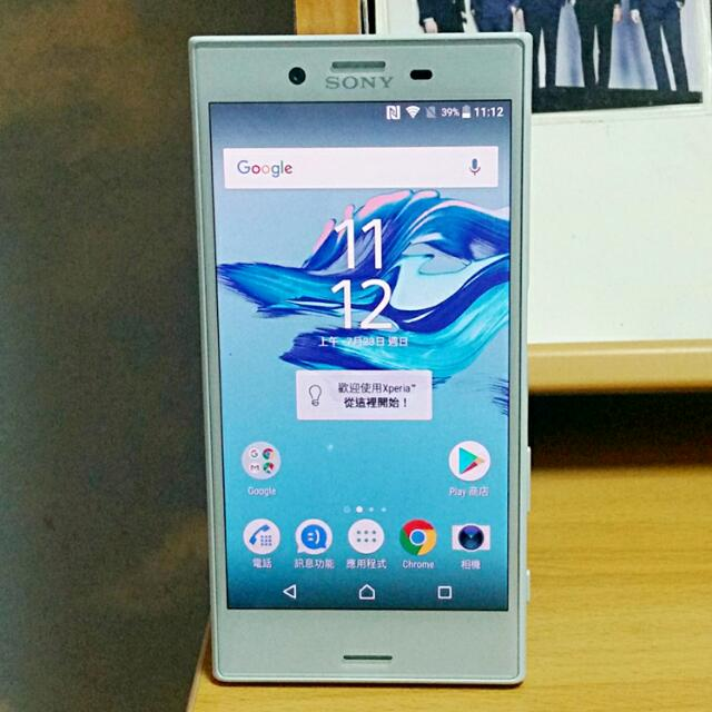 98% Nearly New Sony Xperia X Compact 4G LTE White