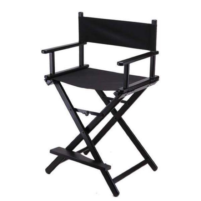 二手道具_專業彩妝椅/導演椅