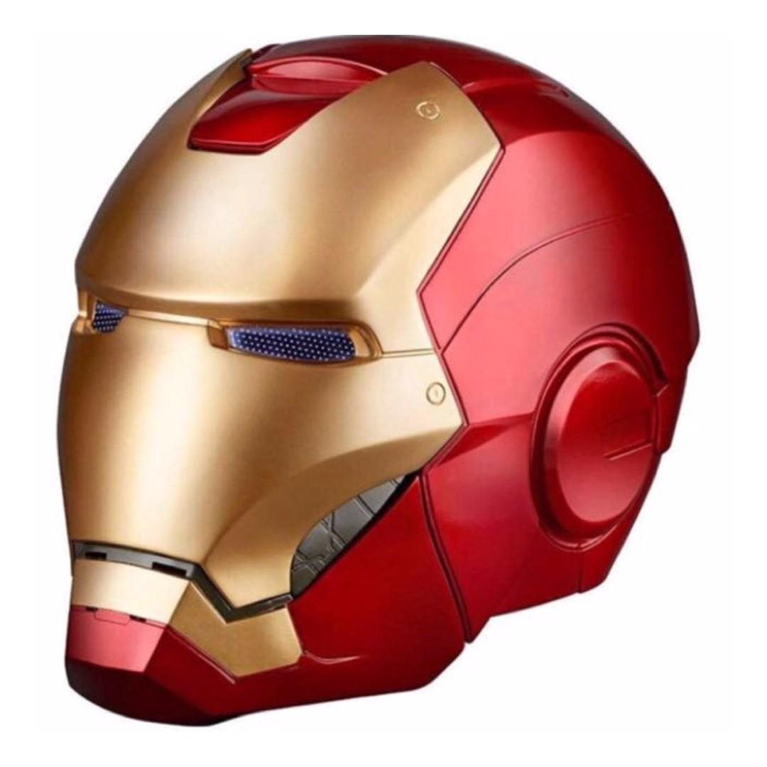 #調降 #免運 全新現貨 hasbro 漫威復仇者聯盟傳奇收藏 鋼鐵人精緻1:1頭盔