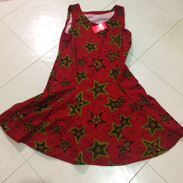 ( Php250 Only!!! ) Brand New! Red dress For Preteens / Teens
