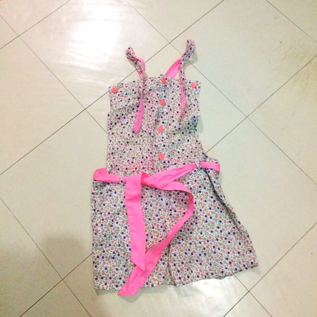 ( Php250 Only!!! ) Grizzly Girl Jumpshort For Kids XXL