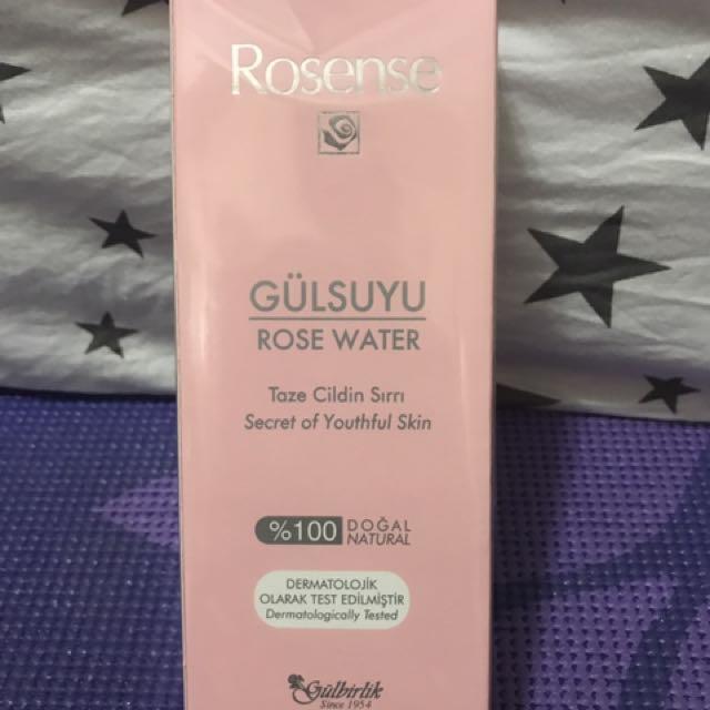 土耳其 Rosense Gulsuyu 玫瑰水 化妝水